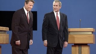 Road to the White House Rewind Preview: 2000 Presidential Candidates Debate
