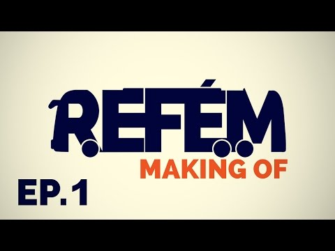 Making Of – Refém Episódio 1