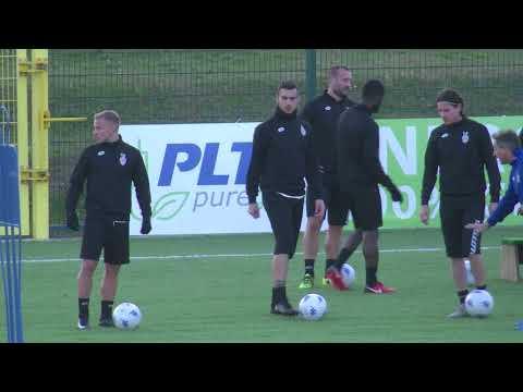 CALCIO: Il Cesena ritrova Donkor e il gol di Cacia in allenamento | VIDEO