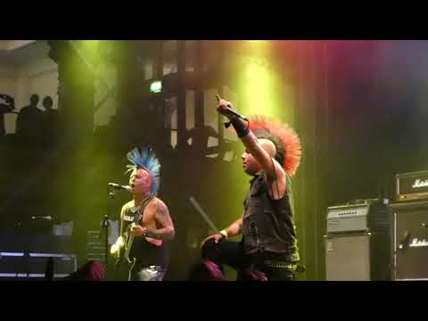 "The Casualties - Unknown Soldier ""Live@Rebellion Festivals"""