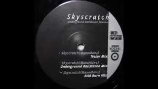 INGATOR II - SKYSCRATCH  (ACID BURN MIX)  1992