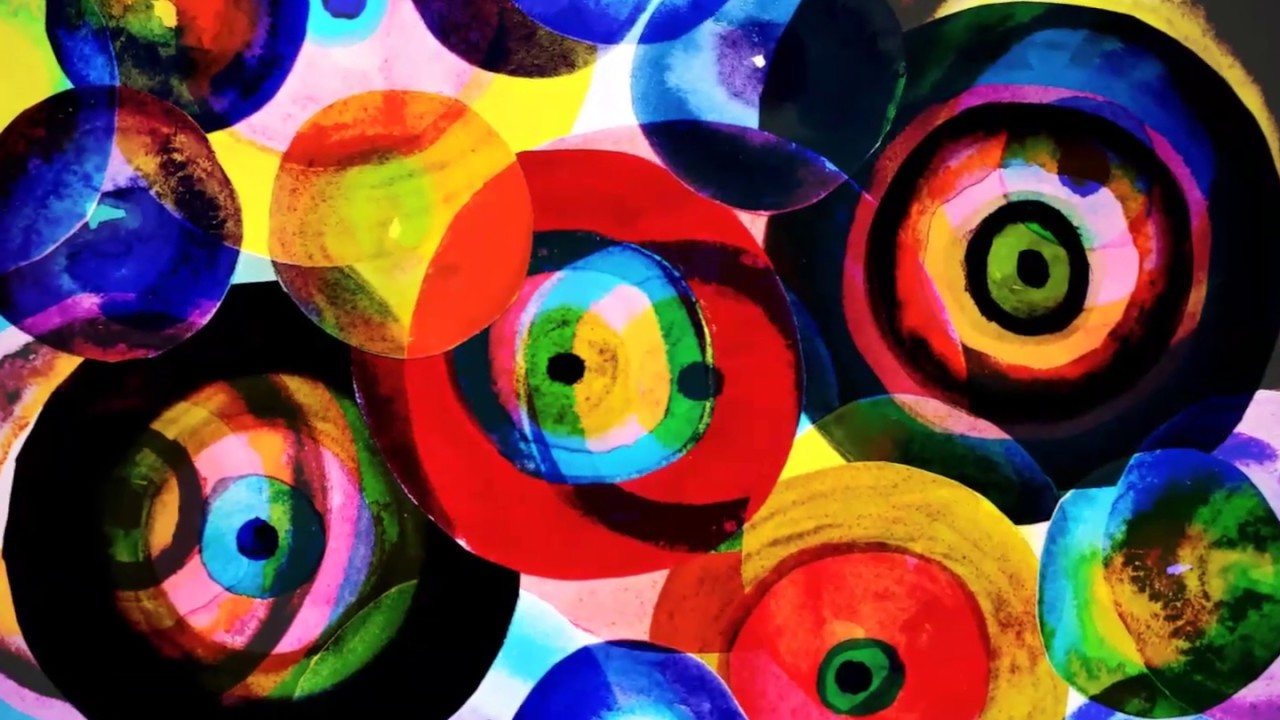 Tracy Ellyn: Circles Bouncing to Eternity