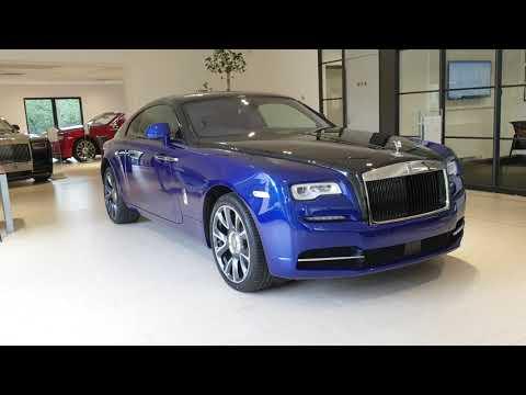 Rolls-Royce Edinburgh - Showroom Tour