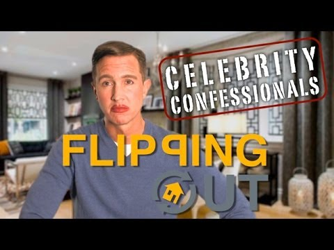 CELEBRITY CONFESSIONALS  Bravo's Flipping Out Parody  Jeff Lewis