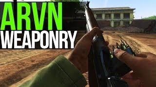 Rising Storm 2: ARVN Weapons Preview