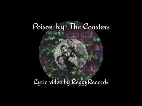 Poison Ivy ~ The Coasters (Lyric video)