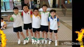 中華基督教會基華小學(九龍塘) P.6C 謝師宴片段