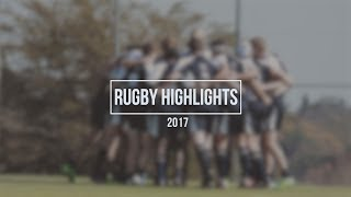 2017 Rugby Highlights