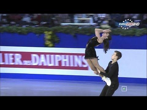 Фигурное катание Чемпионат Европы 2014   Показательные выступления  Елена Ильиных и Никита Кацалапов