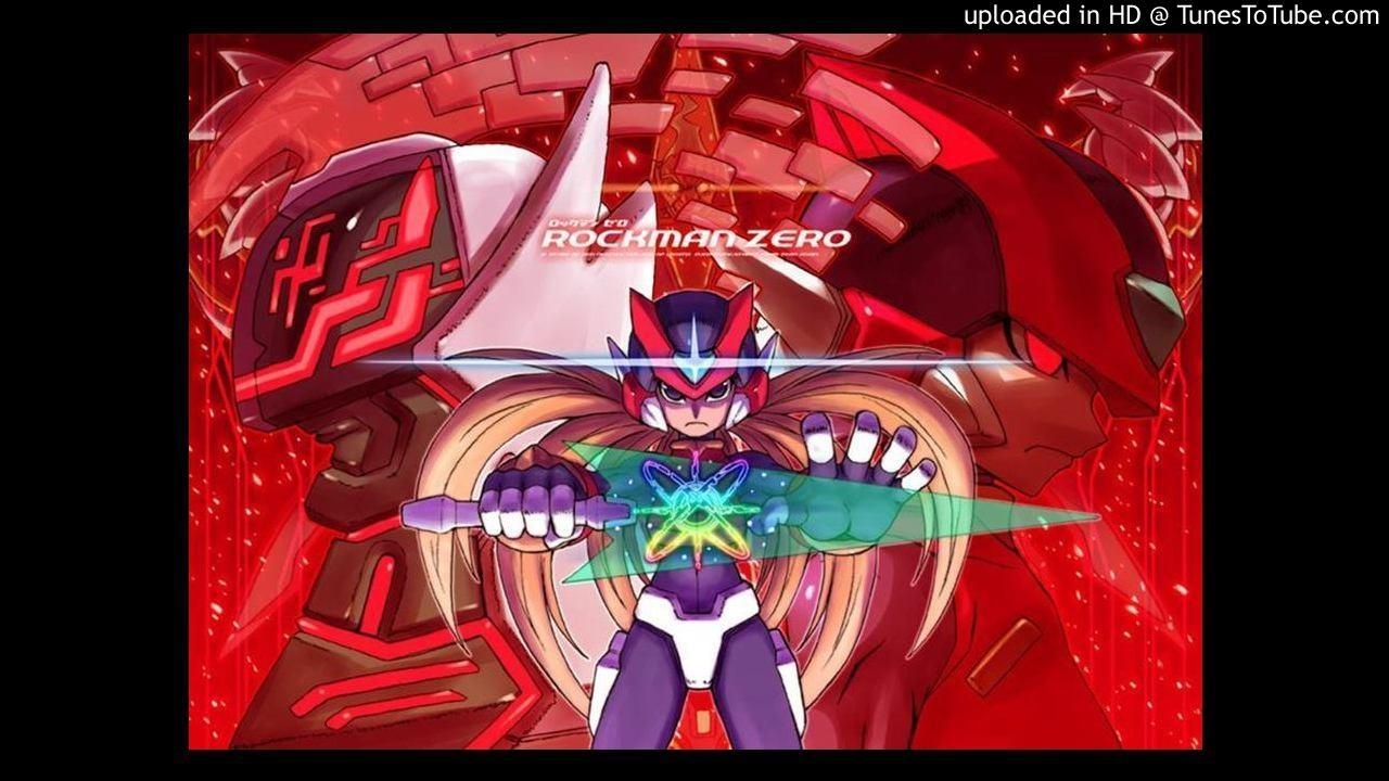 rockman zero 3 zero vs omega zero x vs zero theme youtube