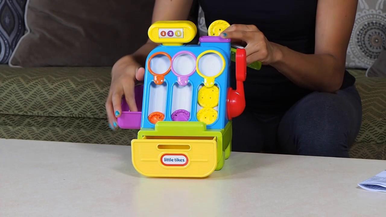 Little tikes cash register - Little Tikes Count N Play Cash Register Review