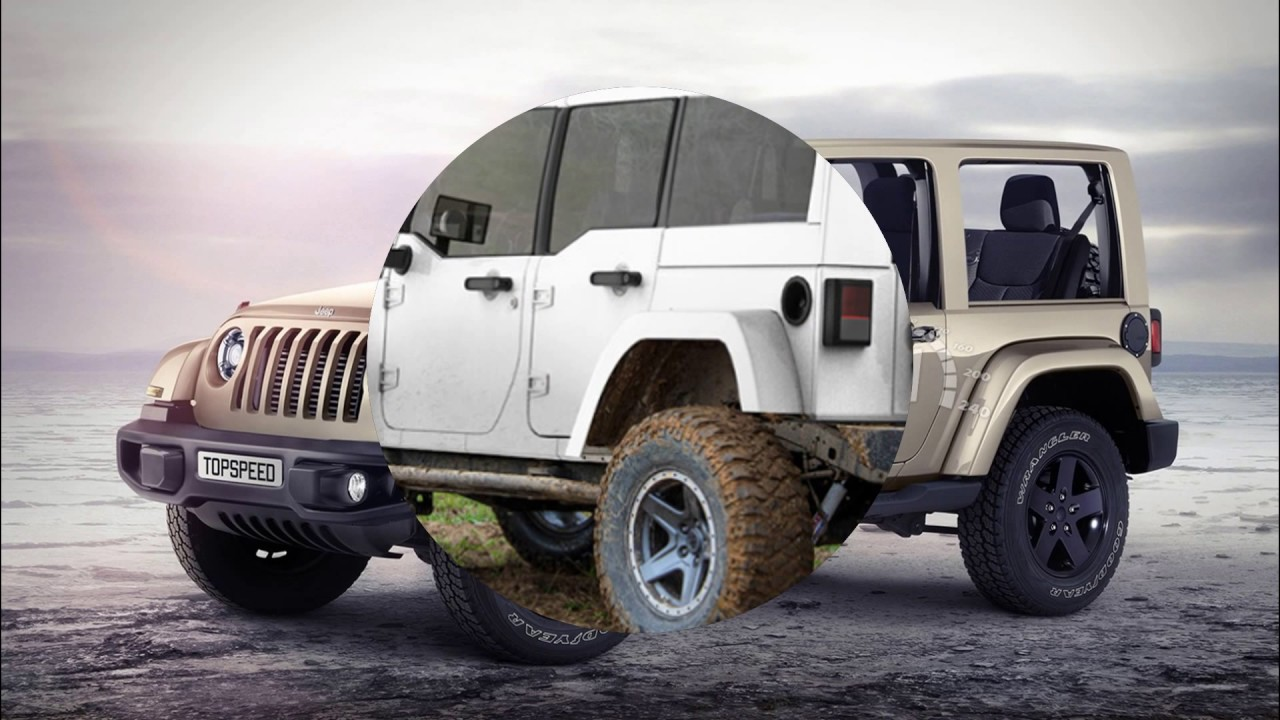 2018 Jeep Wrangler Unlimited Luxury Rumor Release Date Review