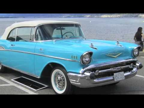 MARTY WENDELL '57 Chevy - YouTube