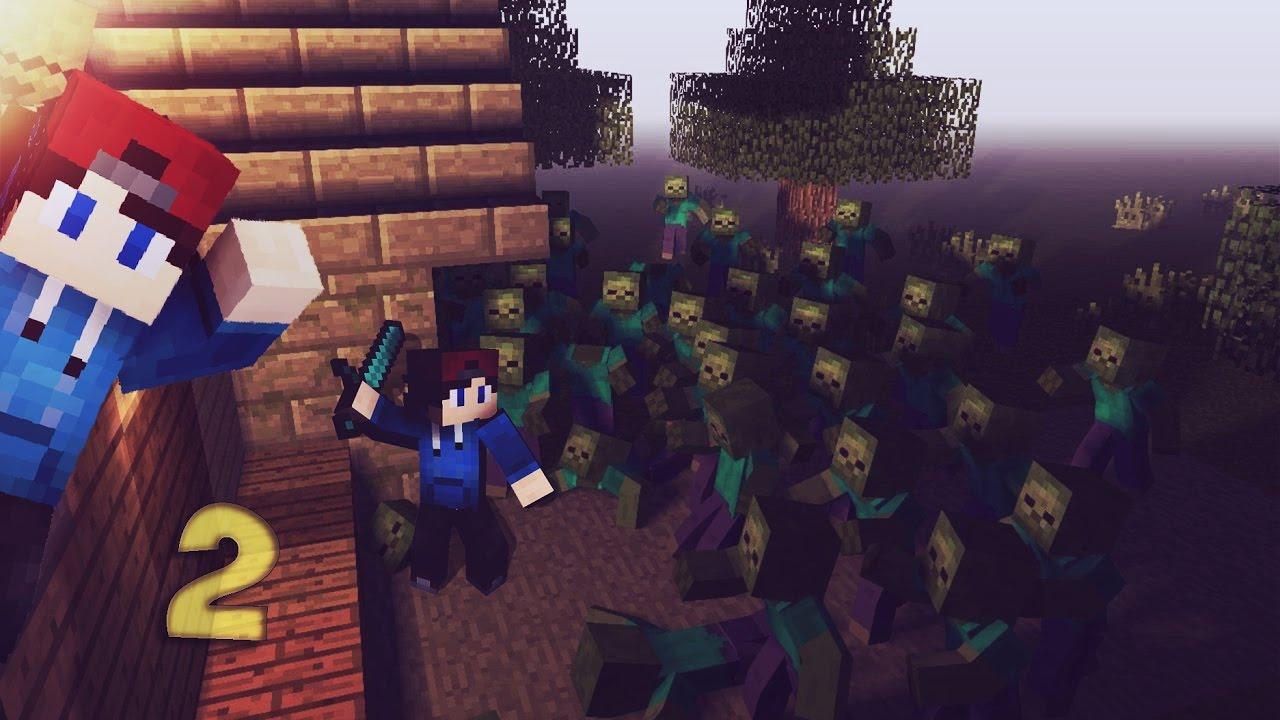 Майнкрафт без зомби