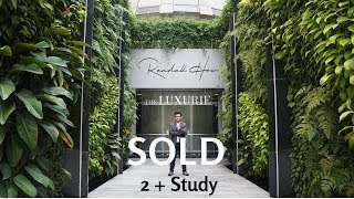 The Luxurie @ Sengkang 2 + Study, 883 sqft, Singapore Condo Property | D19 | Just Sold | Randall How