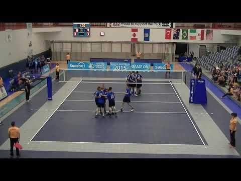 Team Alberta vs Team BC WCSG Final