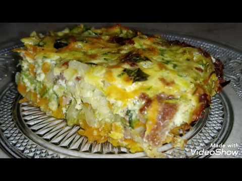 gratin-légumes-râpés-غراتان-الخضر-المفرومة