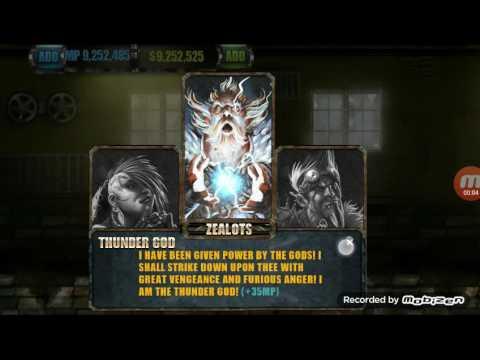 Road Warrior Last Battle Defeating Thunder God