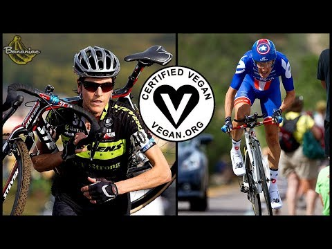 Can You Be A Vegan Pro Cyclist? | Bananiac Responds