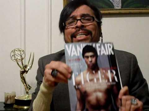 Tiger Woods Vanity Fair cover