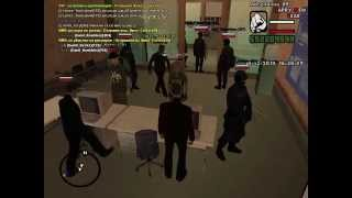 Gta SAMP №1 : Набор в SWAT