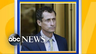 Anthony Weiner sentenced to prison