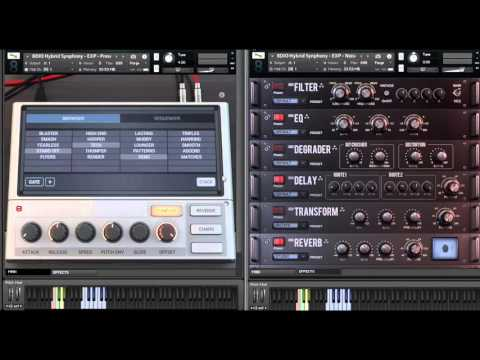 8Dio Hybrid Tools Opus 1 Expansion