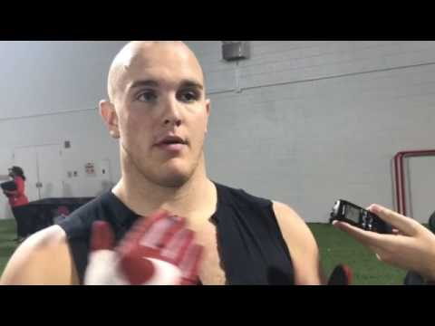 Billy Price talks Josh Myers and Ohio State