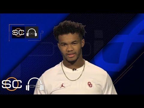 Oklahoma QB Kyler Murray looks ahead to Sooners' rematch vs. Texas | SC with SVP