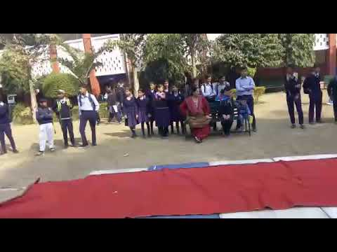Chandigarh govt. School sec 10 awesome   gymnast