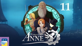 Forgotton Anne: iOS Gameplay Walkthrough Part 11 (by Throughline Games)