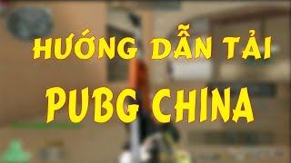Hướng dẫn tải và đăng kí tài khoản #PUBG #CHINA ( PUBG trung quốc ) trên iPhone (iOs)