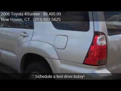 2006 Toyota 4runner Limited 4dr Suv 4wd W V8 For Sale In New Youtube