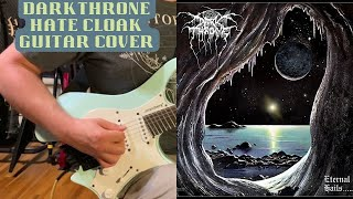 Darkthrone - Hate Cloak - Guitar Cover with Strandberg Classic 6 Trem