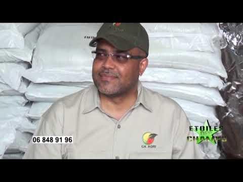 CA Agri, Production d'engrais au Congo (TV Congo - Étoiles des Champs)