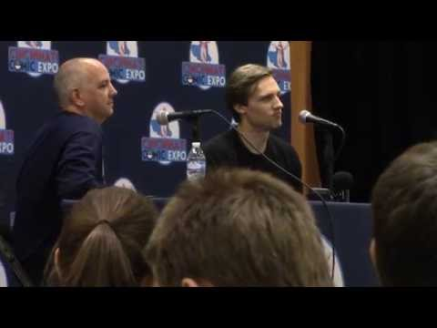 Little Flash Confronts Teddy Sears