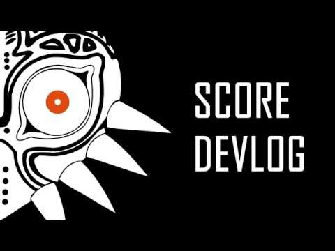 Majora Score Devlog #8: The Lilypond adventure
