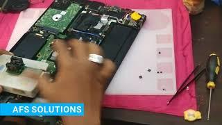 Lenovo T440s not power on solution