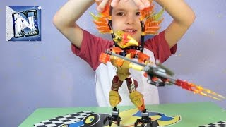 ЧИ Фламинокс обзор Лего Чима набор 70211 - LEGO CHIMA Chi Fluminox review! large action figure