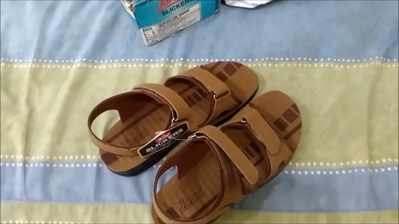 681a8be8a Paragon Mens PU Sandal Unboxing - YouTube