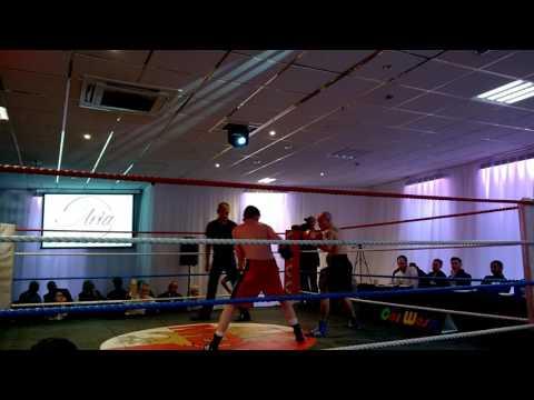 Mark Black Boxing - Leeds Aria Suite 11.11.2016