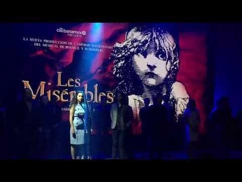 Les Miserables México 2018