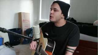 "blink-182 - Pretty Little Girl ""Acoustic"" COLLAB Cover"