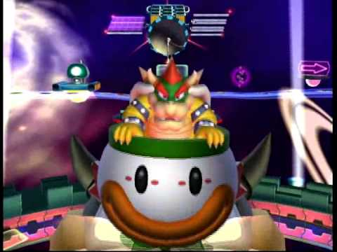 Mario Party 9 Solo Mode Yoshi Bowser Station Youtube