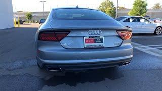 2018 Audi A7 Oxnard, Ventura, Camarillo, Thousand Oaks, Santa Barbara, CA AX03667