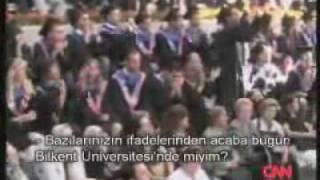 Bakan Akdag'a Oglunun Mezuniyetinde Protesto   Siyaset   Milliyet Internet   Protesto, Recep Akdag, Bilkent, Saglik Bakani, Saglik