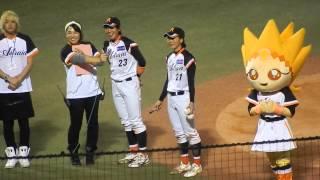 日本女子プロ野球リーグ ヴィクトリアシリーズ 東地区 第18戦 イースト...