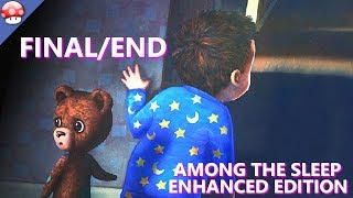 Among the Sleep Enhanced Edition Gameplay Walkthrough - No Commentary (PC)