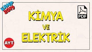 Kimya ve Elektrik  AYT Kimya
