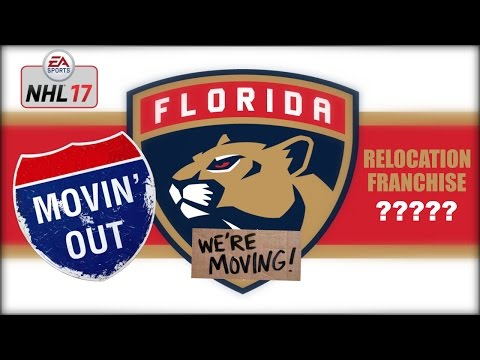 NHL 17 (Xbox One) - Relocation Franchise Series Featuring The Florida Panthers - EP1